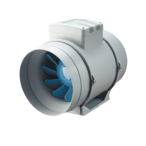 Inline Mixed Flow Fans