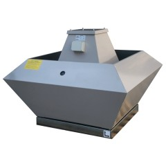 Roof Mounted Centrifugal TEFC Fan - Vertical Discharge